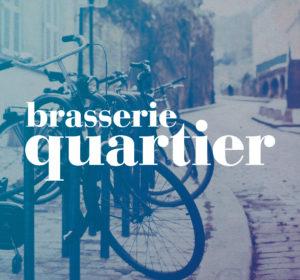<span>Brasserie Quartier</span><i>→</i>